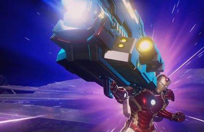 Vengadores 4: Brutal fan art del cañón de plasma de Iron Man que matará a Thanos