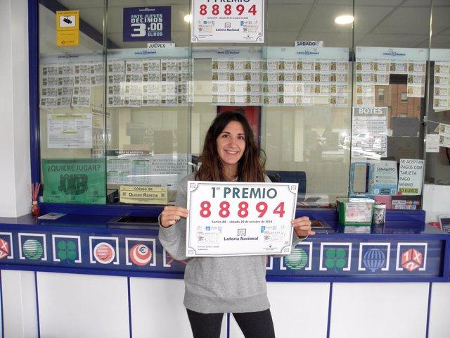 Administración de Lotería número 5 de Guadalajara