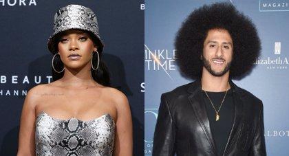 Rihanna rechazó cantar en la Super Bowl 2019 como apoyo a Colin Kaepernick