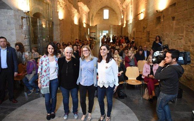 El Govern reformulará el Consejo Nacional de las Mujeres de Catalunya en su 30 aniversario