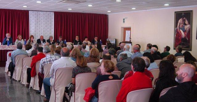 Congreso Extraordinario de Siex en Valdesalor