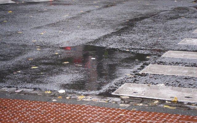Las lluvias tendrán el domingo en aviso a 13 provincias, entre ellas Ciudad Real y Toledo