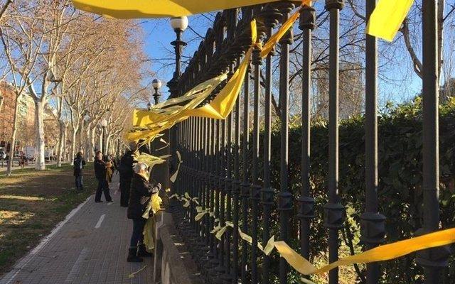 ANC insta a Parlament y Generalitat a publicar la declaración de independencia en el DOGC