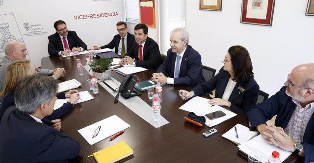 Comisión Mixta Gobierno de Cantabria- Fiscalía