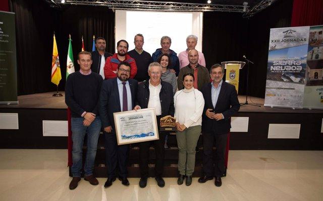 Fiñana (Almería) clausura las XXII Jornadas de Municipios y Parques Nacionales, celebradas este año en Sierra Nevada