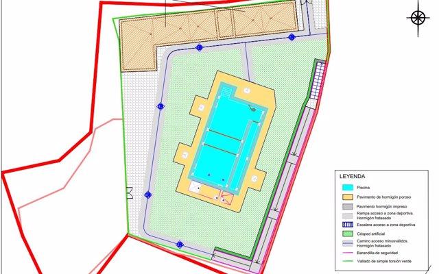 El Higueral de Tíjola contará con una piscina municipal tras la inversión de 237.000 euros de Diputación de Almería
