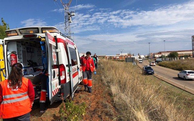 Encuentran en buen estado al anciano desaparecido en Almendralejo (Badajoz)