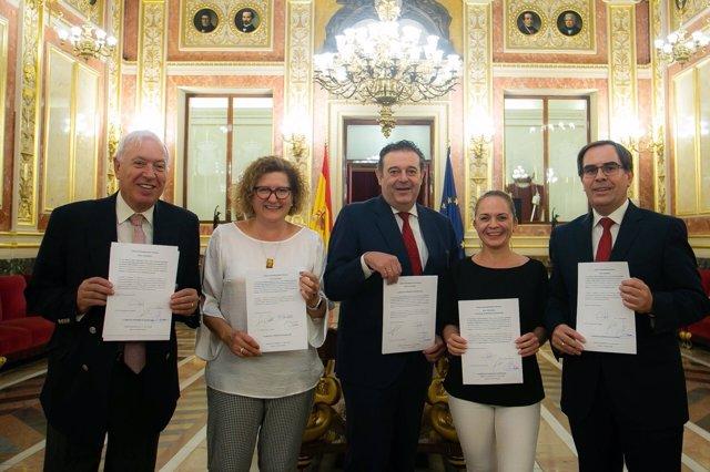 Diputados valencianos del PP presentan una iniciativa