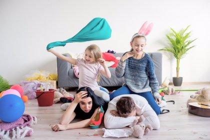 Las 20 cosas que más estresan a los padres, según un estudio