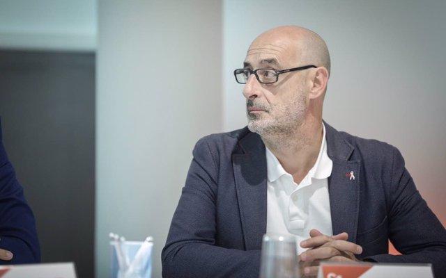 Félix Álvarez: Cs crece convencido de liderar el cambio político que necesita Cantabria
