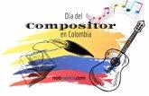 Foto: 22 de octubre: Día del Compositor Colombiano, ¿por qué se celebra en esta fecha?