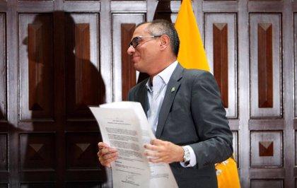 Trasladan al ex vicepresidente de Ecuador Jorge Glas a una cárcel de Latacunga por motivos de seguridad