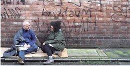 Imagen del cartel del III Homeless Film festival
