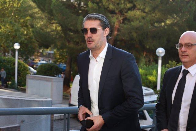 Caminero, juzgado por presunto delito de blanqueo de capitales