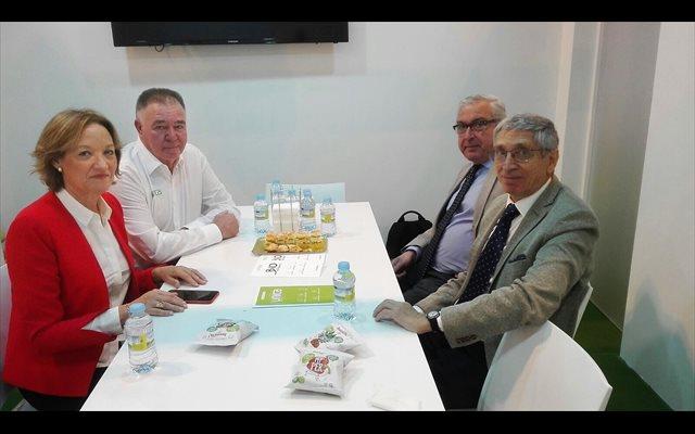 La Autoridad Portuaria de Almería impulsará una línea regular de hortalizas en Fruit Attraction