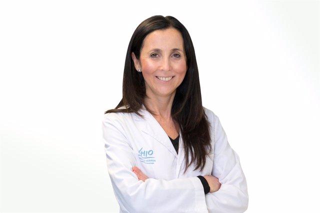 La doctora Ana Oaknin, del VHIO