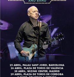 Mark Knopfler començarà la seva gira al Palau Sant Jordi el 25 d'abril (DOCTOR MUSIC)
