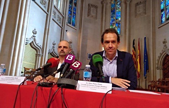 El Govern creará 50 licencias VTC estacionales para temporada alta y creará una 'app' para pedir taxis en Baleares