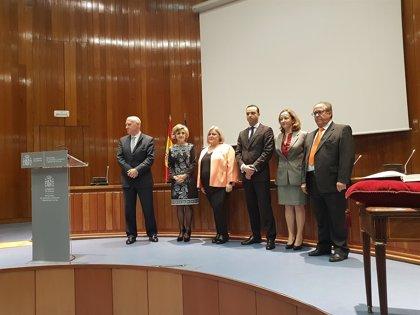 Carcedo destaca el carácter territorial de los nuevos altos cargos y agradece que acepten el desafío del Gobierno