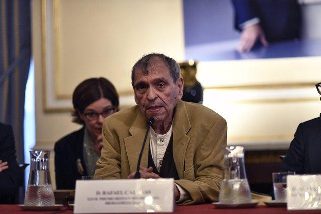 Presentación de la Obra Antológica del poeta venezolano Rafael Cadenas