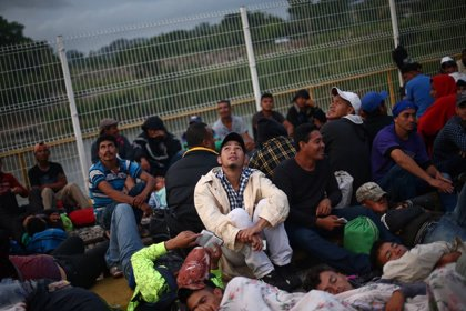 Caravana de migrantes: nada que perder, mucho que poder ganar