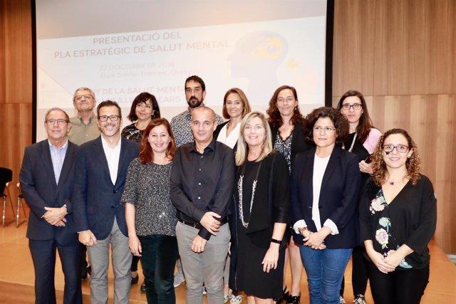 El Plan de Salud Mental 2016-2022 mejorará la atención de las más de 185.000 personas de Baleares con trastorno mental
