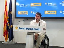 El PDeCAT estudiarà com encaixar amb la Crida si finalment es constitueix com un partit (EUROPA PRESS)