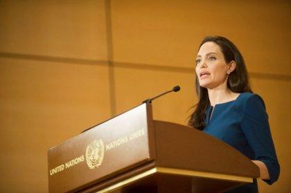 Angelina Jolie, enviada especial de ACNUR, visita Perú para conocer la realidad de los refugiados venezolanos