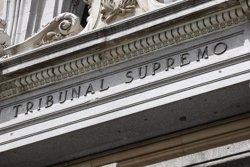 El Ple del Contenciós del TS es reunirà el 5 de novembre per fixar qui ha de pagar l'impost d'hipoteques (EUROPA PRESS - Archivo)