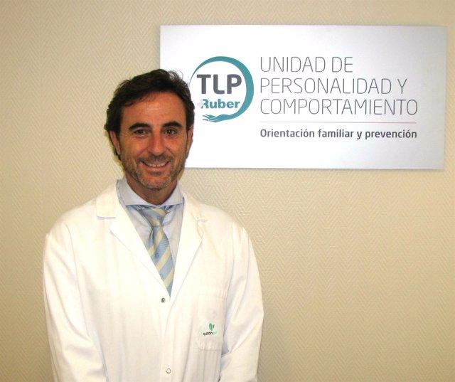 Director de la Unidad de Personalidad del Ruber Juan Bravo, José Luis Carrasco