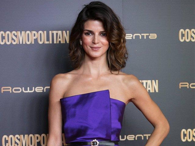 Clara Lago en los Cosmo Awards 2018