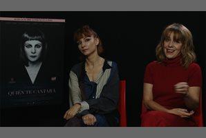 """Najwa Nimri protagoniza 'Quién te cantará', un """"reflejo"""" de la sociedad actual"""