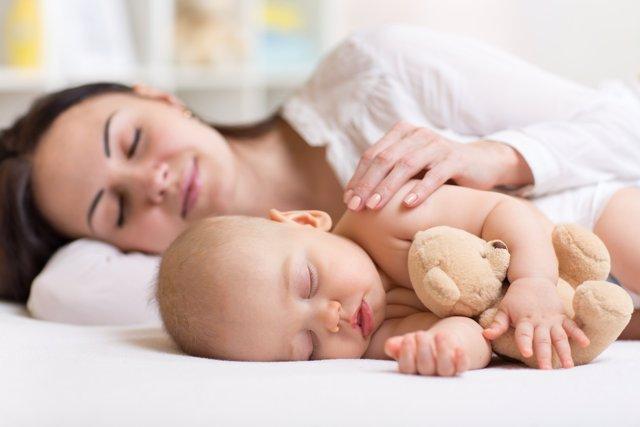 Enseña a dormir a tu bebé