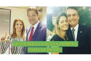¿Quién será la nueva Primera Dama de Brasil?
