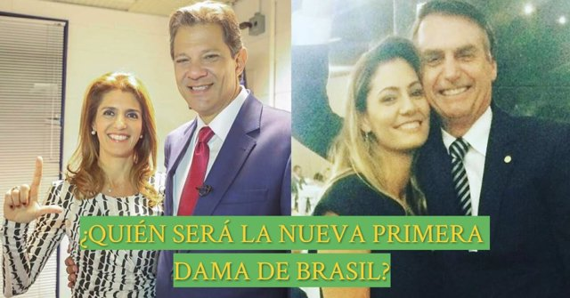 PRIMERA DAMA DE BRASIL
