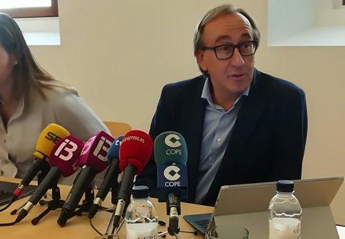 Fernando Candela, CEO Iberia Express