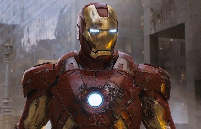 Iron Man en Vengadores: Infinity War