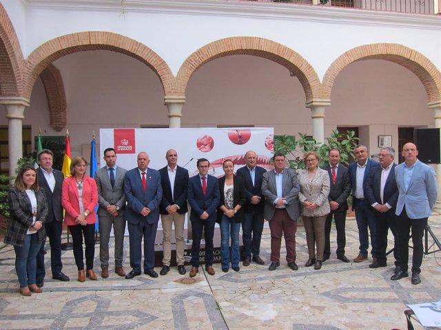 La Diputación de Badajoz presenta su presupuesto