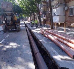 Reus millora la xarxa d'abastament i sanejament d'aigua de diversos barris (ACN)