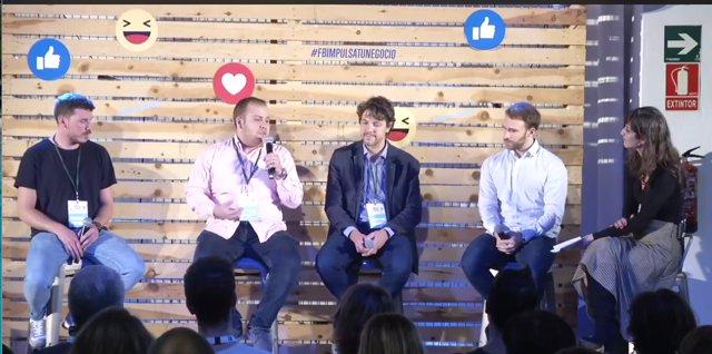 Jornada 'Impulsa tu negocio' promovida por Facebook en Barcelona