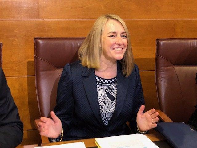 Pilar Jiménez, fiscal superior de Cantabria