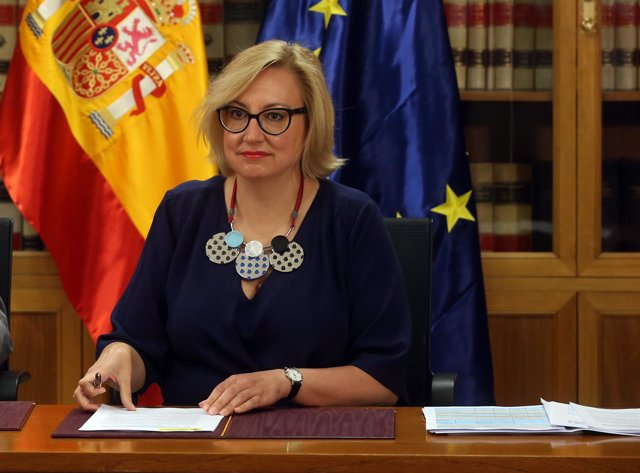 La directora general de la Inspección de Trabajo, Marisol Serrano
