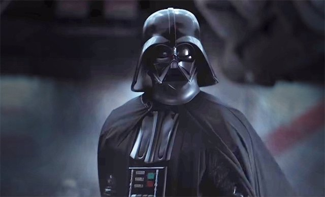Darth Vader en Star Wars: Rogue One