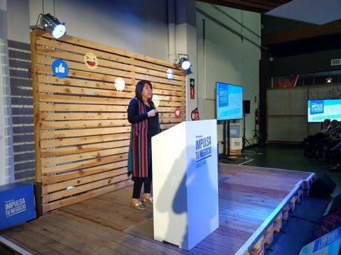 Jornada 'Impulsa el teu negoci' promoguda per Facebook a Barcelona