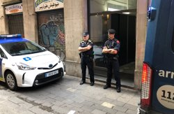 Detingut per apunyalar un home en una baralla al Raval de Barcelona (GUARDIA URBANA DE BARCELONA - Archivo)