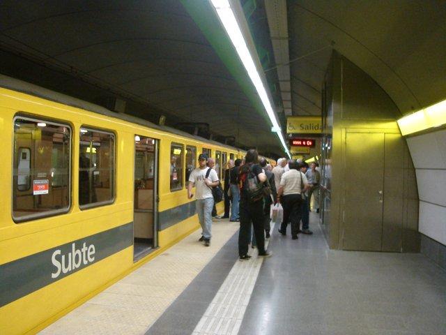 Subterráneos De Buenos Aires
