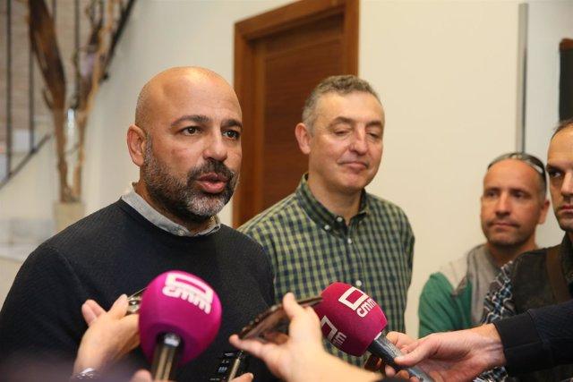 José García Molina se reúne con Ecologistas en Acción