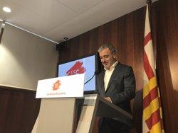 El PSC Barcelona critica Colau per