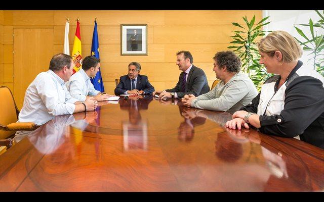 Gobierno quiere tener en 2019 el proyecto del centro de interpretación de La Garma