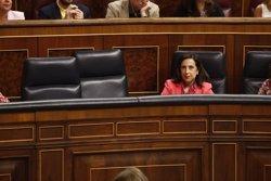 PP Y PSOE RECHAZAN EN EL CONGRESO SUSPENDER VENTA DE ARMAS A ARABIA SAUDI Y CS SE ABSTIENE